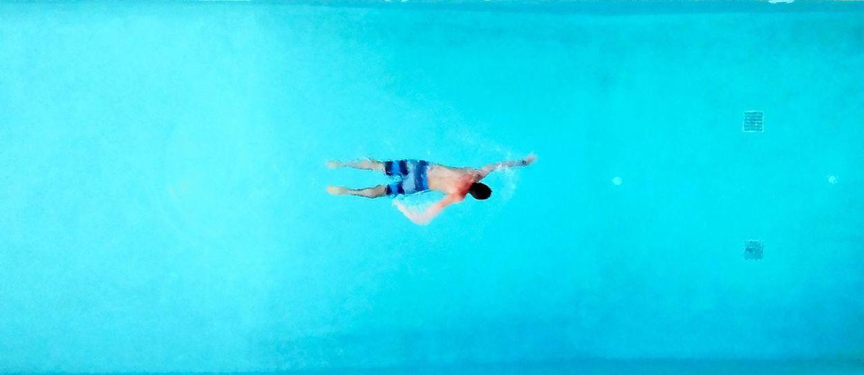 Summer Time  Summer Swimming Swimming Pool Vacations Minimalism Minimal