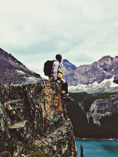 Banff National Park  Queenofthemountain EyeEm Nature Lover Trek Tale