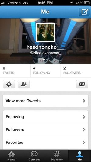 Follow My New Onee