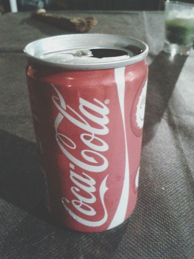 mini coca cola.