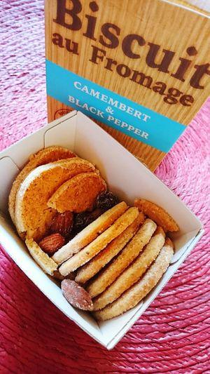 ルタオのビスケット☆ Biscuit Biscuit Time Cheese Food Porn Yummy