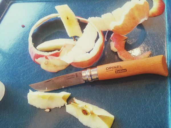 Lunch Time! Opinel Apel Workflow