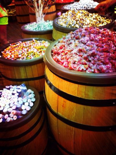 Candy Fort Worth Stockyards Sweets