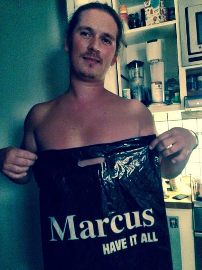 My Friend Marcus Have It All..