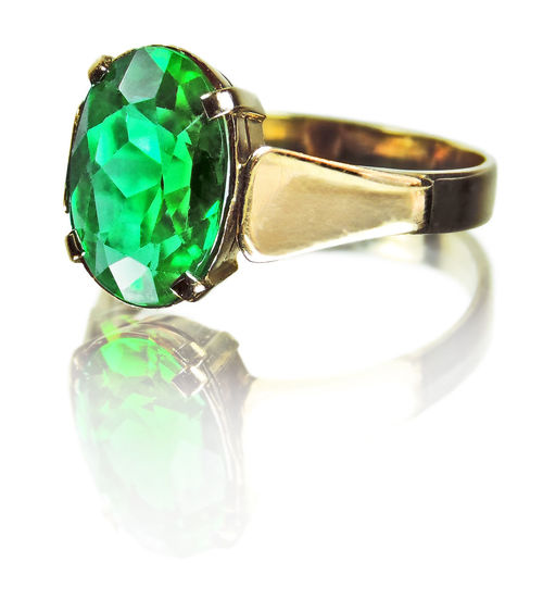 Precious gemstone ring with, isolated on white ring. GOLD RING Isolated Silver Ring Smaragd Close-up Cut Out Emerald Emerald Ring Gemstone  Gemstone  Glass - Material Green Color Indoors  Isolated White Background Jewelry Luxury No People Precious Gem Ring Shiny Single Object Still Life Transparent Wealth White Background