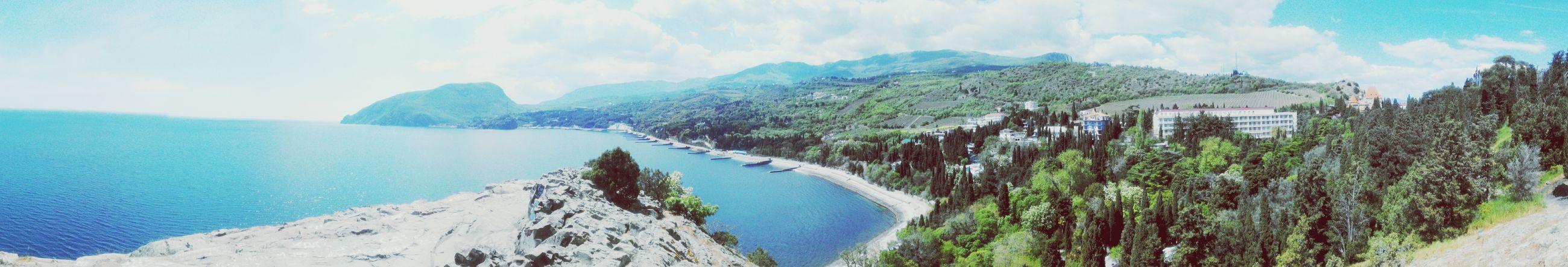 Крым, Утес.