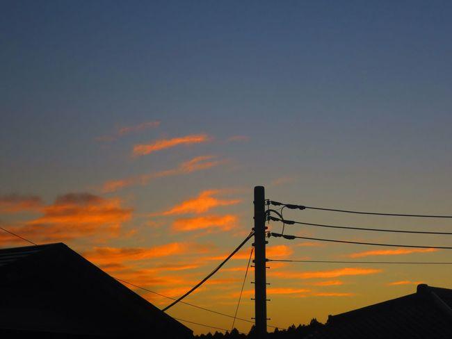 おはようございます。 Canon S120 Morning Morning Glow おはよう