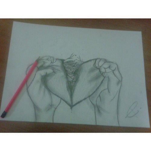 Piccole soddisfazioni..? Draw Paint Nonhonulladafare Heart
