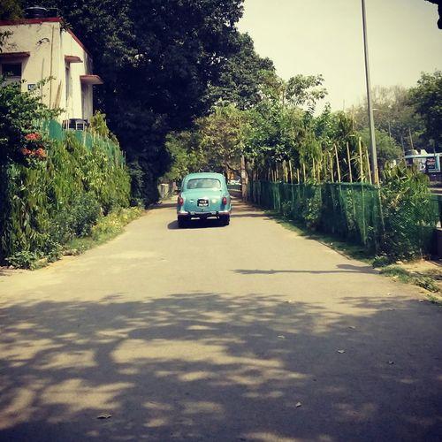 ambasador... Vintage Cars Ambasador Cars Classic Cars Backofcartrunk Onroad Yogendra