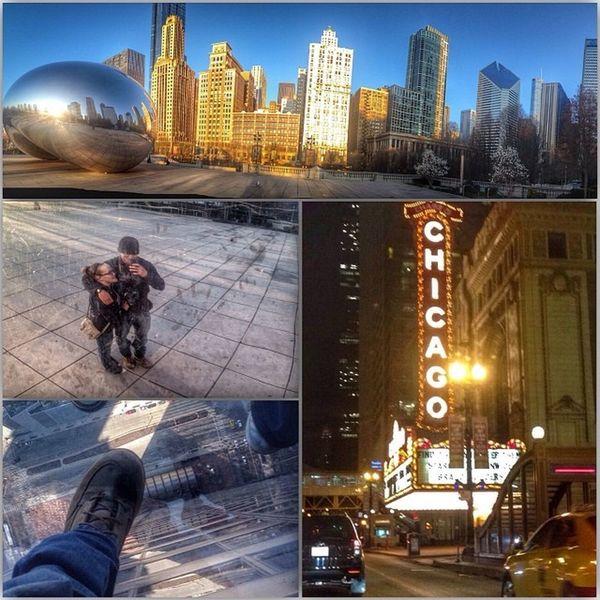 MilleniumPark Willistower Chicago