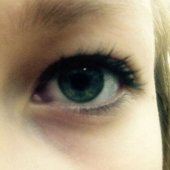 ♥ My Eye Color Russian Girl Me Followme My Favorite Color
