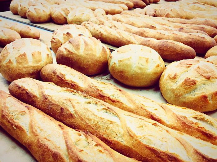 ばげっと。 VisionaryArts Bread Enjoying Life School Food