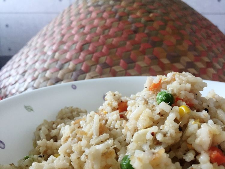 The Colours of Nature - Fried rice's colours Food Rice - Food Staple Food And Drink Indoors  Healthy Eating Rice Serving Size Fried Rice Ready-to-eat No People Freshness Close-up Day Food For Thought. Kitchen