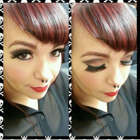 my work Makeup Makeupartist Beauty Macmakeup