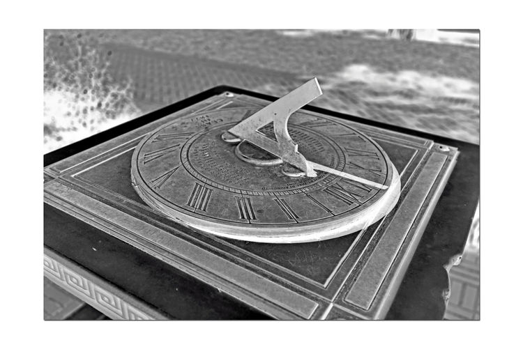 Sather Esplanade Sundial @ University of California Berkeley 4 Gift Of Class Of 1877 Architect: Clinton Day Installation: 1915 Media: White Marble & Bronze Located : Promenade South Of Sather Tower Solar Geometry Analemma Annual And Diurnal Solar Cycles Black & White Black And White Black And White Collection  Black And White Photography
