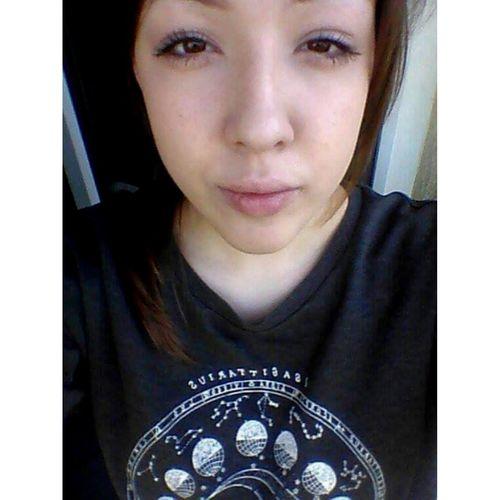 Natural Beauty Eyes Morning No Makeup Girl Friend
