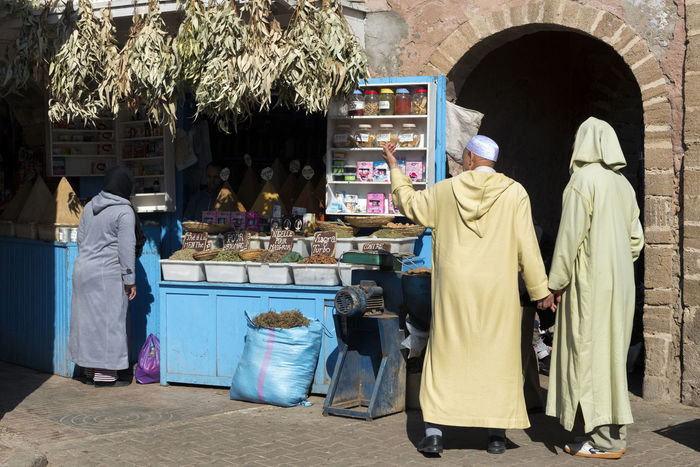 The Herbalist Art Is Everywhere Break The Mold City City Life Cultures Djellaba Djellabas Essaouira EyeEm Best Shots Herbs Market Market Stall Morocco Spices TCPM Tea Traditional Clothing Travel Destinations Travel Photography Unrecognizable People Unrecognizable Person The Street Photographer The Street Photographer - 2017 EyeEm Awards Neighborhood Map An Eye For Travel