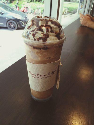 Nice day Cafe Latte