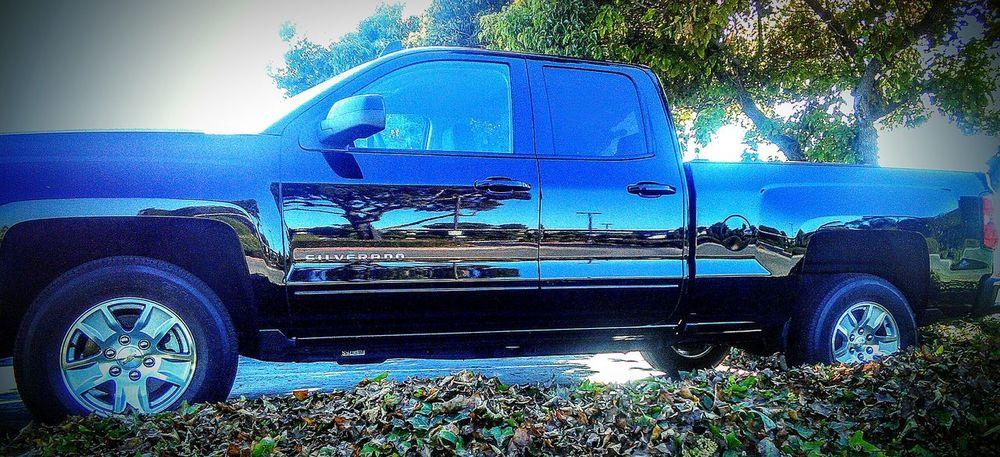 Chevy Truck Silverado♥ Silverado Chevy Reflection Perfection  Reflections On Metal Reflection Photography Reflections On The Metal Pick Up Truck New Truck Reflections My Photography Mein Automoment Taking Photos ❤ Eye4photography