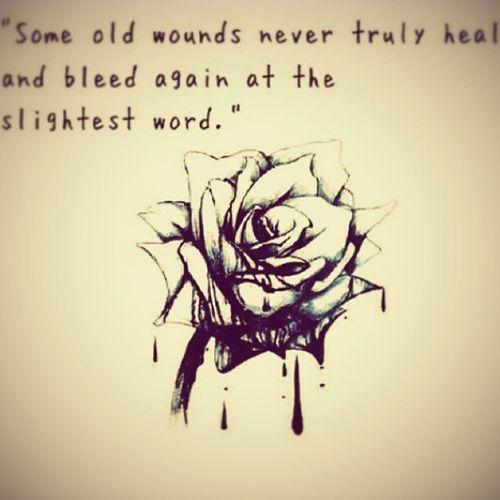 Wounds Bleedingheart