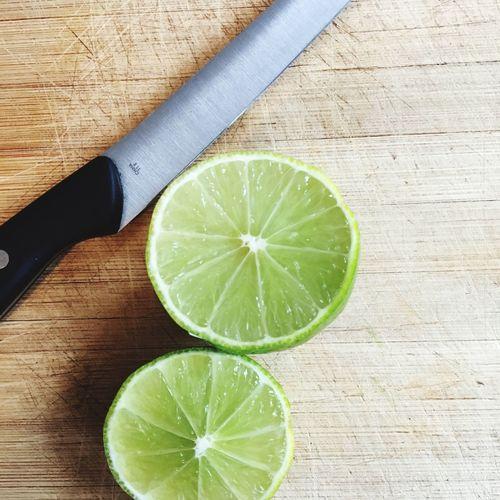 Half Halves Lime Limes Citrus Fruit lLimejuice Limes Sour Cutinhalf
