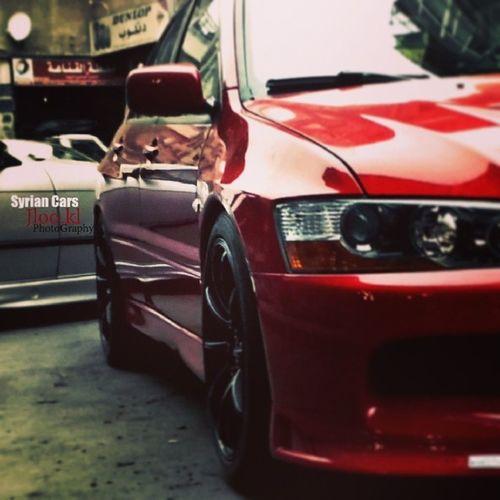 Evo 9 ... <3 Big_Red_Speed_Lancer ;)