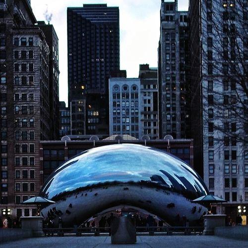 Chicago Cloud Gate The Bean Beangames