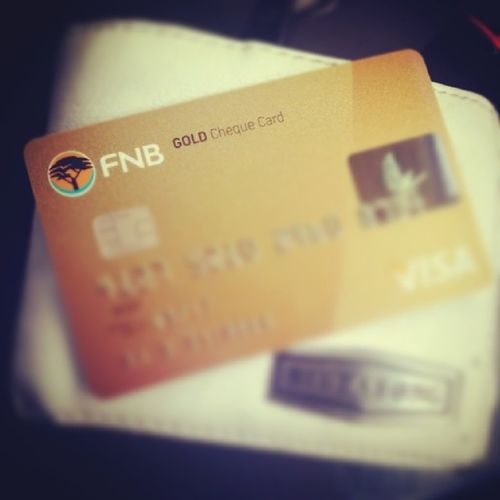 Made the switch to FNB