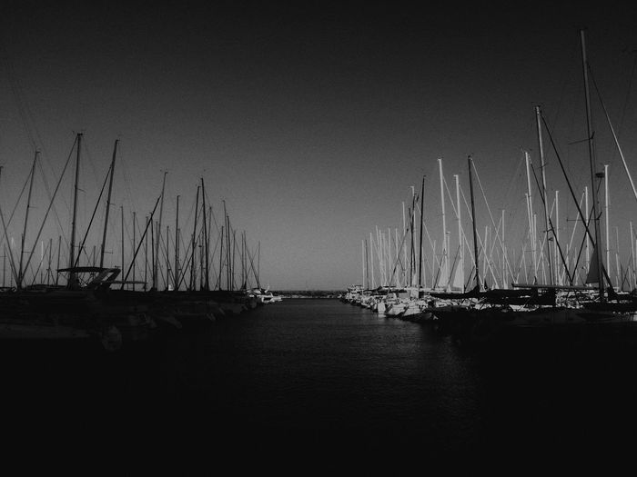 Contrasts @ Dusable harbour Chicago Dusable Harbour Sailing Sailboat Harbour Harbour View Marina Maritime Blackandwhite Yacht Yacht Harbor Yachtclub Chicago Yachting Lake Michigan Water Contrast Monochrome Photography Connected By Travel Eyeem Black And White Boat September EyeEm