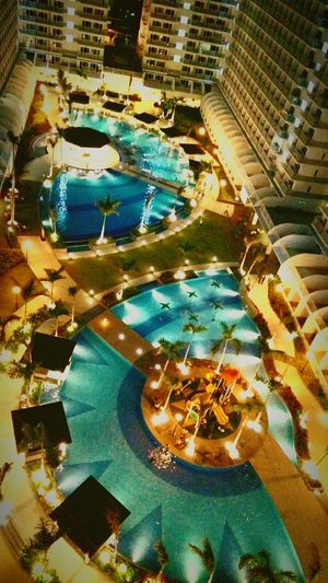 Hotel View from the Philippines First Eyeem Photo Blue Wave