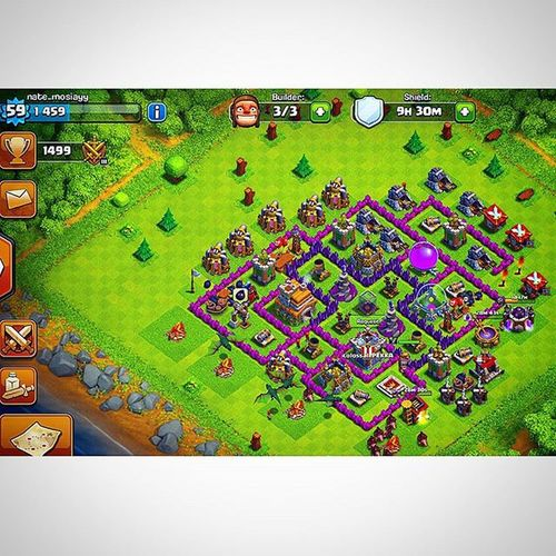 I need some new people for my new clan.. get at my clan at collassol_pekka it will be appreciated. Clashofclans ClashOfClan Clashofclansbase Hybridbase