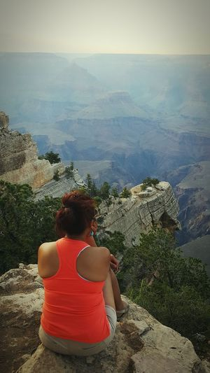 The Great Outdoors With Adobe Grand Canyon Top Of The Mountains Great Outdoors Seven Wonders Of The World