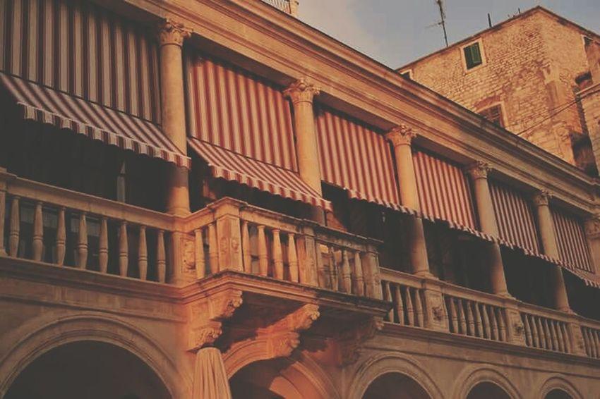 Croatia ♡ Croatia, Sibenik ❤ Balcony