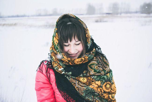 Winter People Gerl