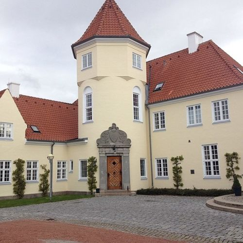 Dagens location. Sensecommunication