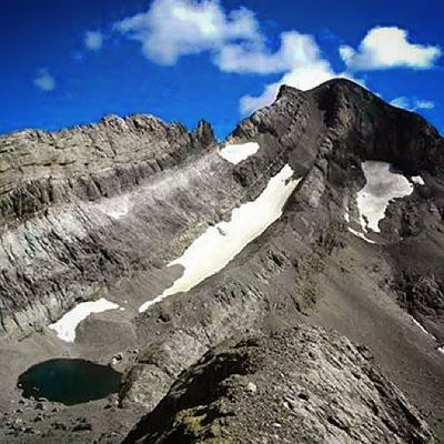 Monteperdido Ordesa Huecalamagia Pirineoaragones descubrehuesca montañas escupidera lagohelado