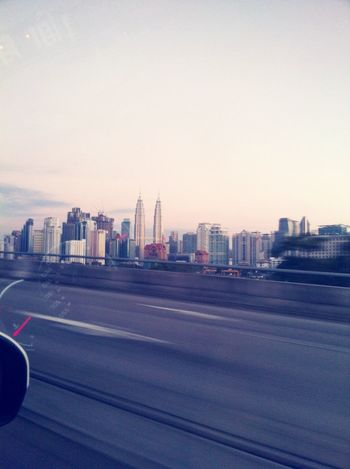 Potrait of Kuala Lumpur city Awesome Iphonecamera Love Architecture
