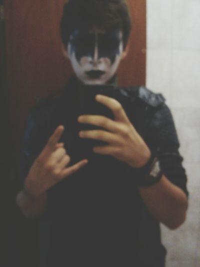 Me Halloween