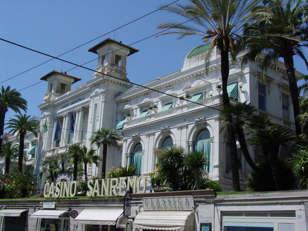 Casino San Remo Casino San Remo Architecture Building Exterior Built Structure City Day No People Outdoors Palm Tree Sky Tree