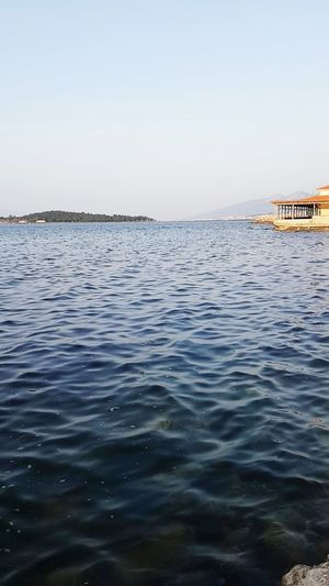 Relaxing Travel Hello World Bulut☁ Enjoying The Sights Sea Izmir/urla