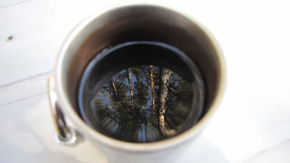 My Best Photo 2014 Reflection The Foodie - 2015 EyeEm Awards Coffee Surface Time For Breakfast  Coffee And Sweets Deceptively Simple Getting Creative Capture The Moment My Favorite Breakfast Moment Reflection Trees Branches Forest Morning Steel Iron Whitebackground Taste Smell Aroma Black