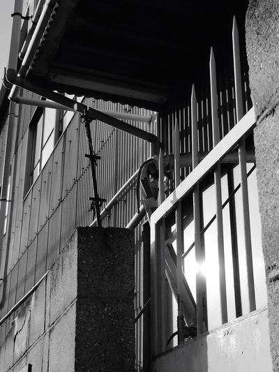 Photography Taking Photos Sun Set 工場