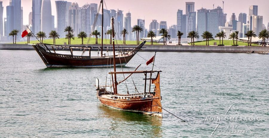 Doha Doha Qatar Qatar Miapark Westbay Doha First Eyeem Photo