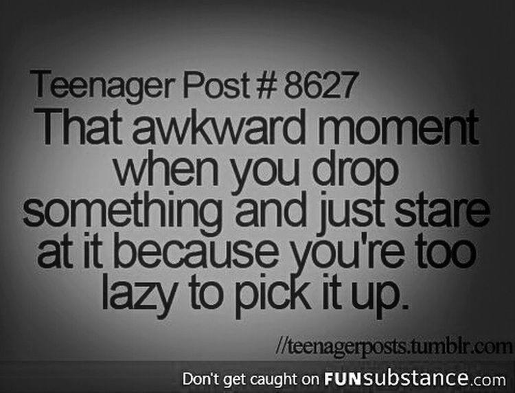 Lazy So True Pick Up Awkward Moments