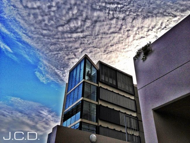 Architecture Sky Enjoying The View Hdr_Collection