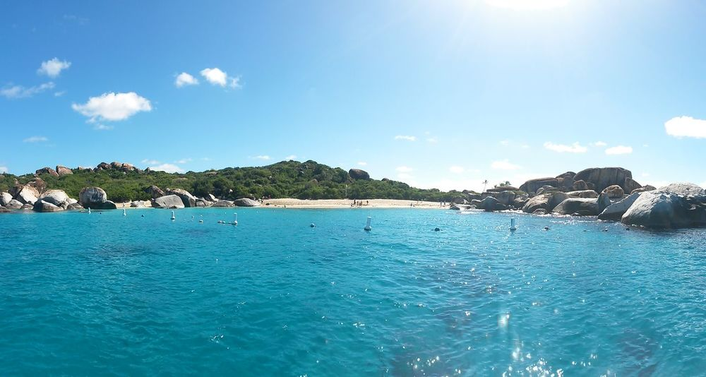 Crystal Clear Waters Relaxing Tranquil Scene Travel Destinations Tropical Virgin Gorda Virgin Gorda Ba Virgin Gorda Baths