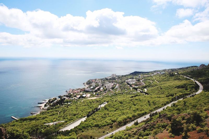 Crimea Форос Traveling Крым