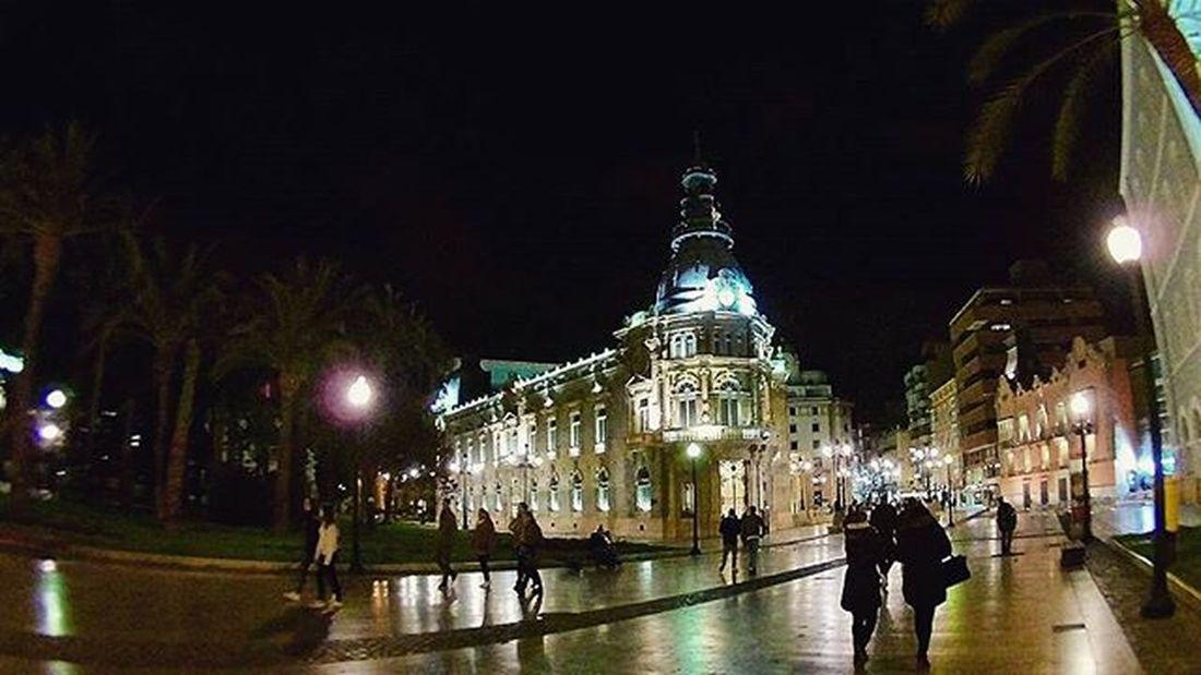 Si esque esta ciudad no tiene desperdicio Cartagena SPAIN Ayuntamiento HDR Ekenh9 Photo Instamoment Instagood Old Bulding Clasic