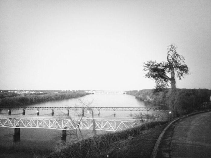 Blackandwhite Bridges