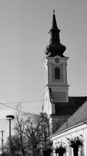 Church Gyula, Hungary